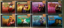 BROADWAY MUSICALS SERIES - ORIGINAL CAST RECORDINGS - (8) CD LOT - PRISM LEISURE