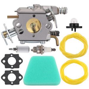 Carburetor Kit For Poulan 1900 1950 2155 2150 # Walbro WT 891 545081885 Chainsaw