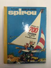 Album Spirou n° 109
