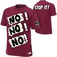 WWE DANIEL BRYAN NO NO NO OFFICIAL T-SHIRT ALL SIZES NEW