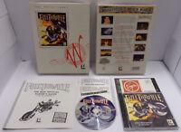 Gioco Game Computer Big Box PC CD-ROM Inglese Lucas Arts Avventura FULL THROTTLE