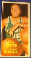 ZAID ABDUL-AZIZ (DON SMITH )signed autograph 1970-71 Topps Milwaukee Bucks
