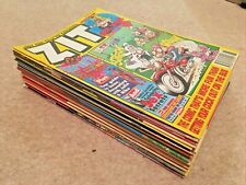 ZIT adult comics - collection of 22, see issue numbers for individual purchase