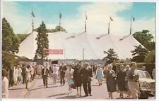 Cumbria; Keswick Convention Tent PPC, 1978 PMK, By Gomis Ltd