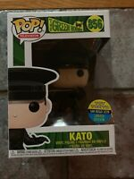 Funko Pop! Television #856 Green Hornet Kato Toy Tokyo 2019 SDCC Exclusive