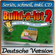 Build-a-lot 2 - Town of the Year - PC - Windows XP / VISTA / 7 / 8