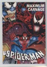 1993 Marvel Comic Book Promos NoN Spider-Man Maximum Carnage Non-Sports Card 0p3
