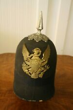 Original Us Army/Calvary Dress Helmet Indian Wars Era Berther United States