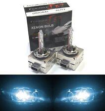 HID Xenon D1S Two Bulbs Head Light 8000K Icy Blue Bi-Xenon Replace Low High Beam