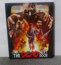 The Dead Next Door - Blu/DVD (Limited Slipcover) NEW