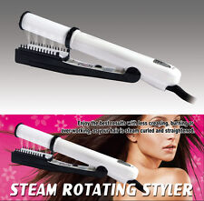 Super Hair Styler with Latest Ceramic Technology and Steam Infusion System