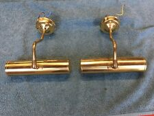 Brass Picture Wall Lights