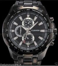 Curren CUR007 Luxury sports Trendy Wristwatch for men Imported WITH BOX