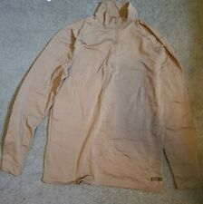 XGO fleece Phase 4 acclimate Dry Coyote Tan, new, size Large