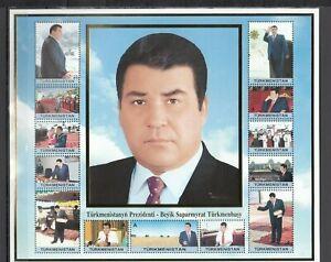 Turkménistan, 2007 Complet Vintage, (31513)
