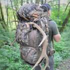 Timber Ridge XL Expedition Frame Pack with Mossy Oak Camouflage - new (co)