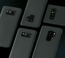 Phone Case Carbon Fiber Ultra Thin Hard Phones Cover For Samsung Galaxy And Note