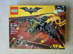 LEGO The Batman Movie: The Batwing (70916) NIB 2017 Set Damaged box