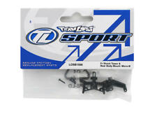 LOSB1506 Front Shock Tower & Rear Body Mount: Micro-B