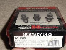 Hornady Reloading Dies - 3 die set - .380 Auto