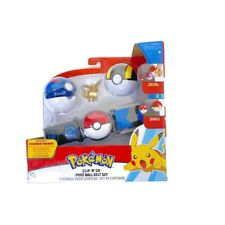 Rare Pokemon Clip 'N' Go Belt With Eevee Great