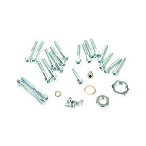 Schrauben Satz Motor Getriebe Deckel pas f Simson S51 KR51/2 S53 SR50 M18 Mutter