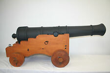 Incredible 4 foot Ship's Cannon Barrel