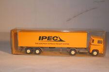 Wiking #546 Scania Semi Truck, IPEC, Nice with Original Box