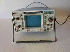 Leader Lbo 520a Dual Trace Oscilloscope 35mhz Tested