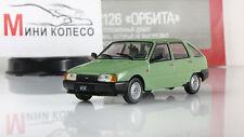 New Izh-2126 Orbita USSR Soviet Auto Legends Diecast Model DeAgostini 1:43 #58