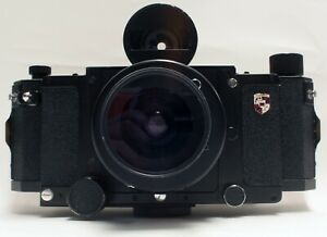 Tomiyama Art Panorama 170 6x17 Medium Format Film Camera w/ NIKKOR 90mm f/8 Lens