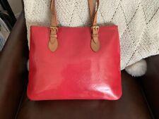 Authentic Louis Vuitton Vernis Patent Leather Handbag Monogram