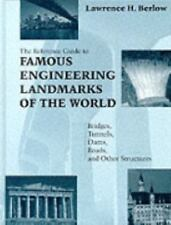 Reference Guide to Famous Engineering Landmarks of the World-ExLibrary