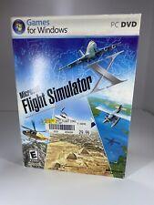 Microsoft Flight Simulator X Windows