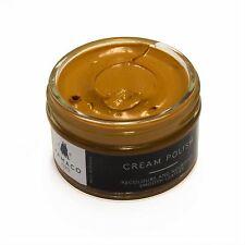 Famaco Orange Mandarine Shoe Cream Shoe Polish 50ml Orange Leather Cream