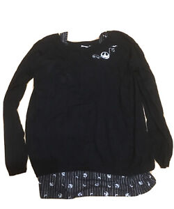 Nightmare Before Christmas Pullover Gr L