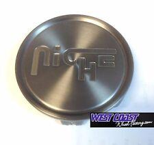 Niche Gunmetal Pop-In RIM Replacement Center Cap Cover PART# 1003-24