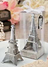 """Ring Holder - Eiffel Tower - 3 1/2"""" x 1 1/2"""" square at the base - Boxed - Unique"""