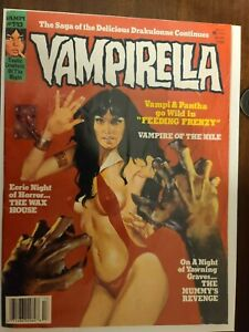 Vampirella #113 Low Distribution Harris Publishing