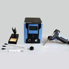 140W Desoldering Station Iron Gun 230V Vacuum Professional Removal ESD