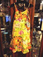 Jams World GIRLS Sundress M New NWT FAB KAMAKA Hawaiian Hattie Dress