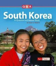 South Korea: A Question and Answer Book (Fact Finders: Questions and-ExLibrary