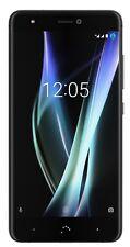 Teléfonos móviles libres negros de ocho núcleos con conexión Bluetooth
