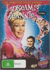 D.V.D MOVIE  DB518   I DREAM OF JEANNIE  : THE COMPLETE FIRST SEASON  4 DISC SET
