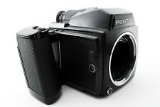 Pentax 645 Medium Format Camera Body Only with 120 Insert Very Good [From Japan]