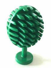 *NEW* 1 Piece Lego ROUND Fruit Fouliiferous Tree GREEN