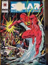 SOLAR - Man of the atom n°32 1994 ed. Valiant Comics  [G.168]