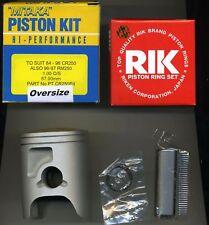 MITAKA Piston Kit Honda CR250 CR 250 1986-1996 0.60 o/s 67.00mm