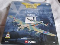 "CORGI The Aviation Archive  Avro Lancaster ""Mickey the Moocher""  boxed ."