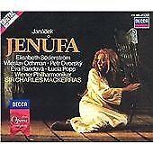 Janacek: Jenufa, Leos Janacek, Excellent Original recording reissued